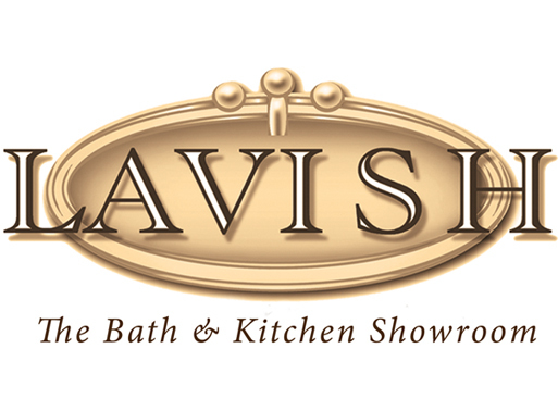 Logo for LAVISH Bath & Kitchen Showroom