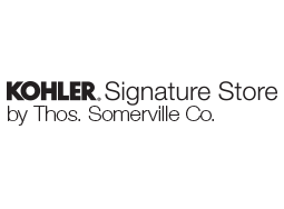 Logo for KOHLER Signature Store by Thos. Somerville