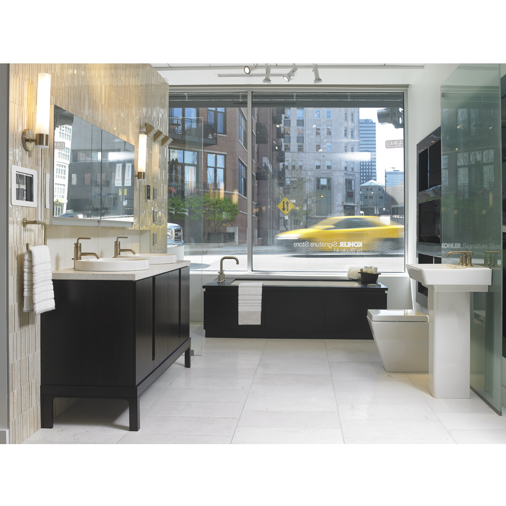 Bathroom vanity chicago il tidycity cleaning services in for Bathroom remodeling stores chicago