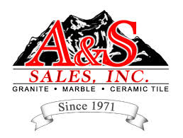 Logo for A & S Sales