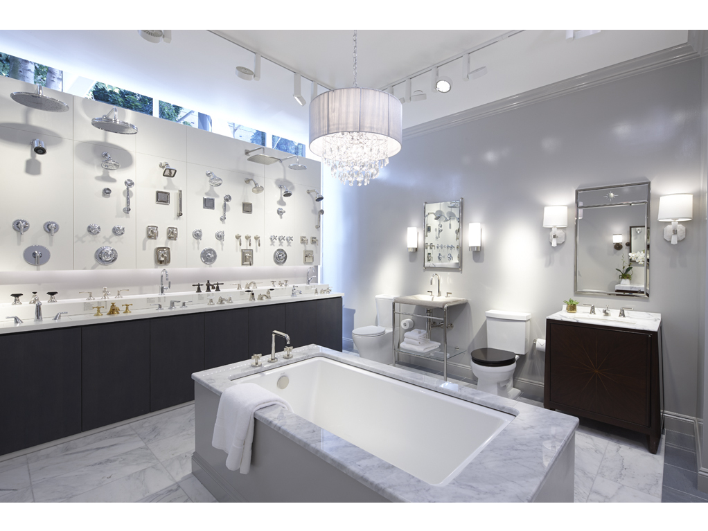 KOHLER Bathroom & Kitchen Products at KOHLER Signature Store in ...