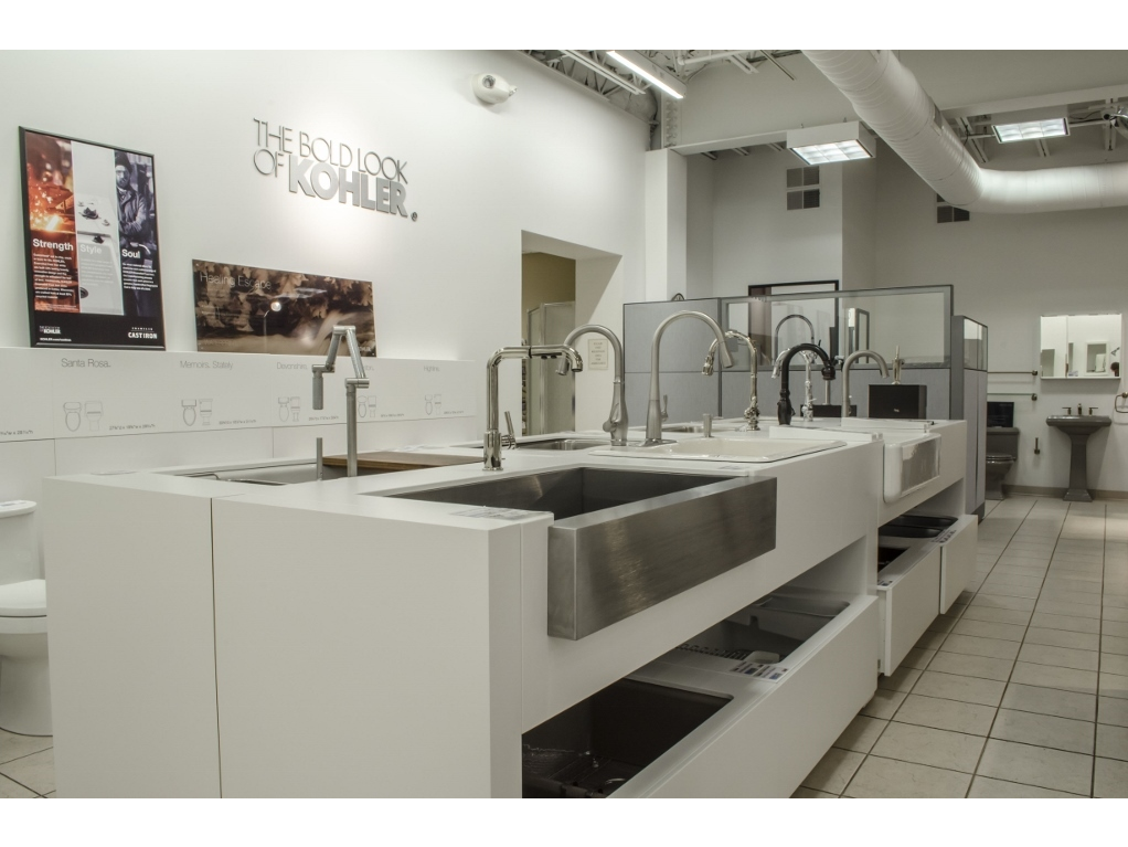 R F Fager Showroom