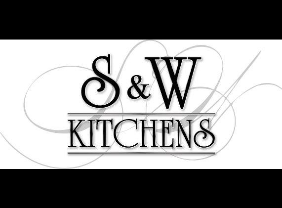 Lovely Logo For S U0026 W Kitchens