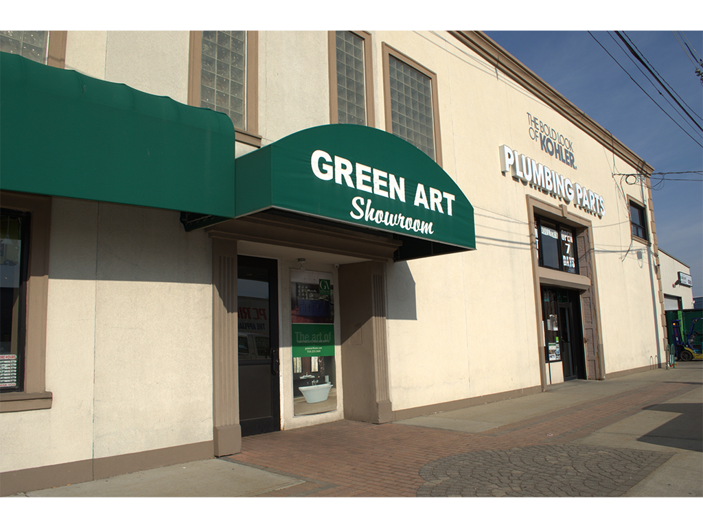 Green Art Plumbing Supply - Kitchen Bath Home