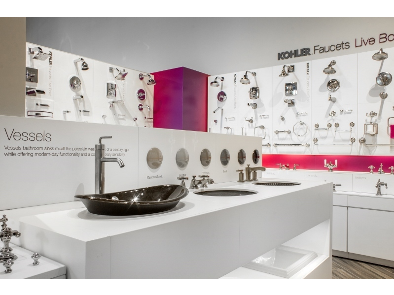 KOHLER Bathroom & Kitchen Products at Studio41 Home Design ...