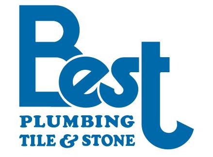 Logo for Best Plumbing Tile & Stone