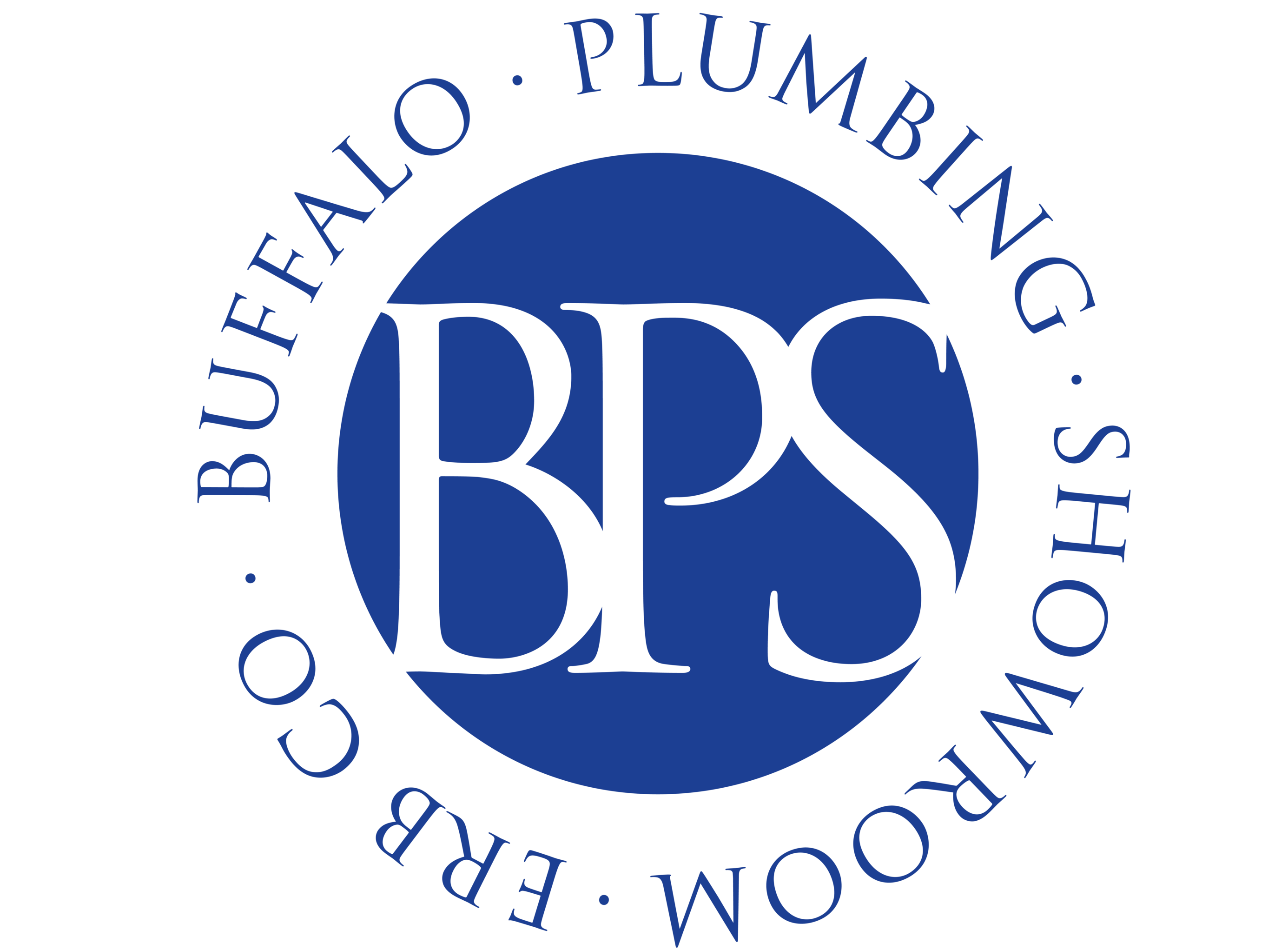 Logo for Buffalo Plumbing Showroom