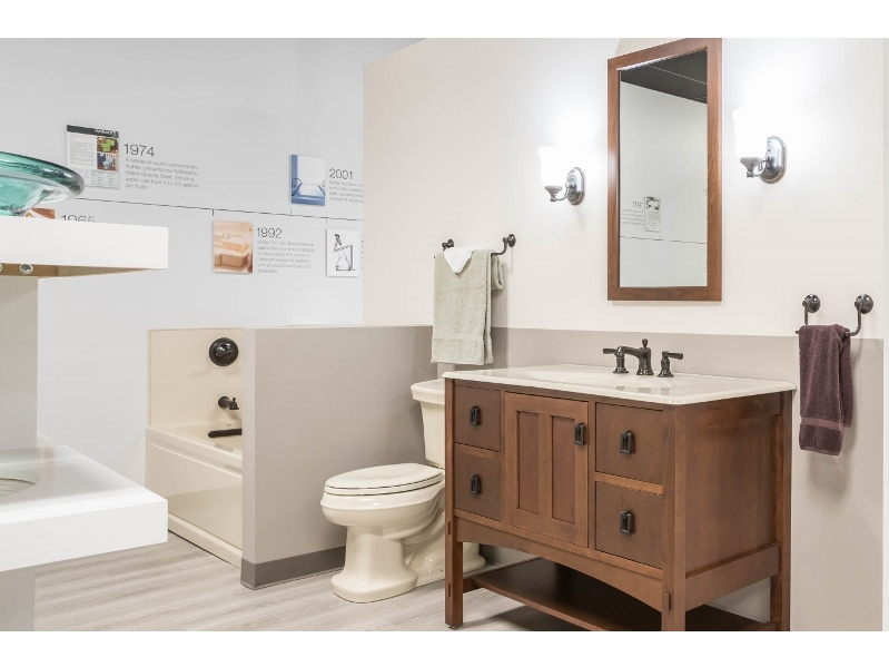 kohler kitchen bathroom products at crawford supply in chicago il