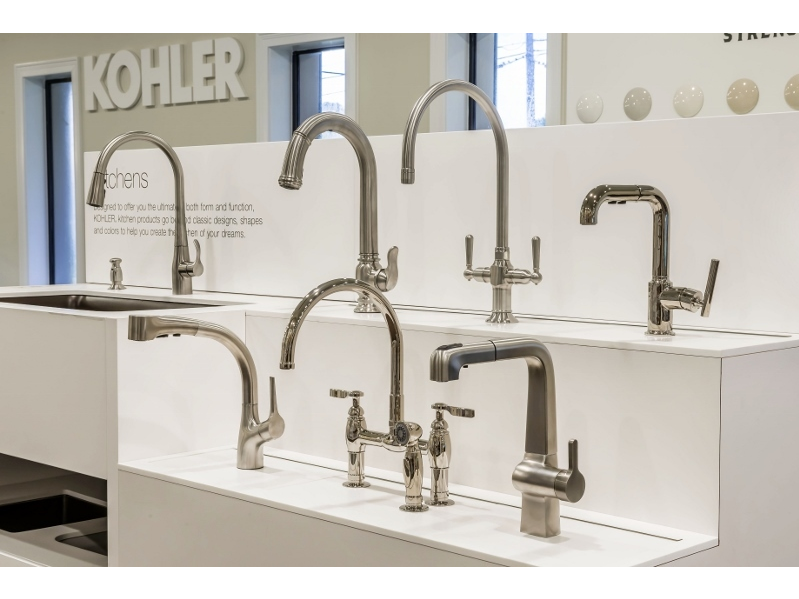KOHLER Bathroom & Kitchen Products at Morgan Bros Kitchen & Bath ...