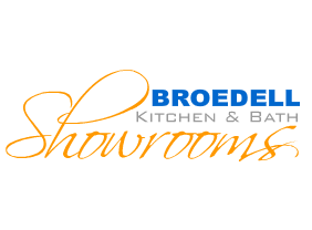 Logo for Broedell Kitchen & Bath Showrooms
