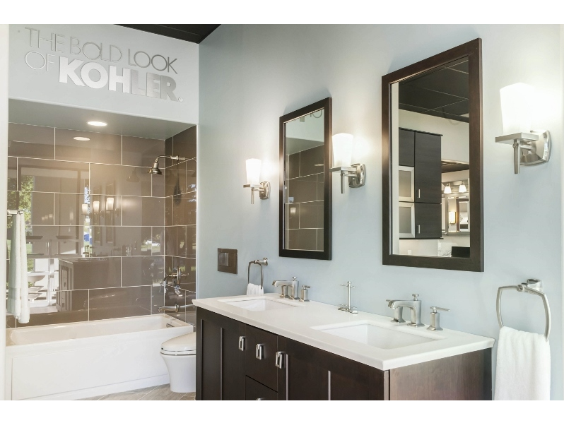 KOHLER Kitchen Bathroom Products At Studio By Famous Supply In - Bathroom showrooms columbus ohio