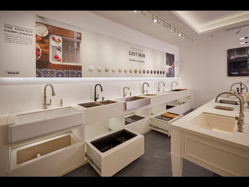 KOHLER Kitchen & Bathroom Products at KOHLER Signature Store by PDI ...