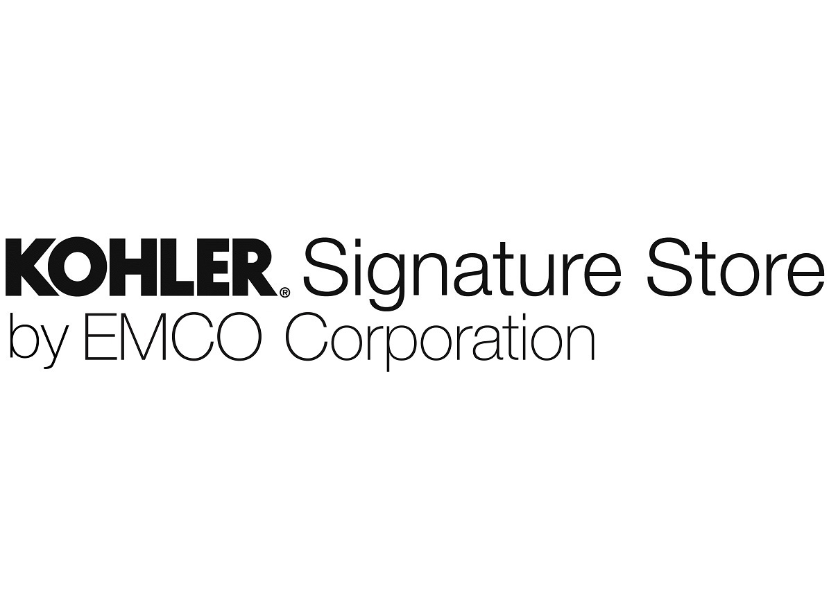 Logo for KOHLER Signature Store by EMCO Corporation