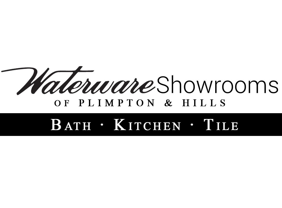 Logo For Waterware Kitchen U0026 Bath Designer Showrooms