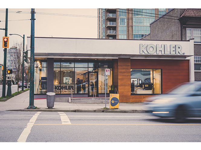 KOHLER Signature Store by EMCO Corporation