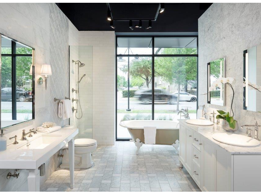 KOHLER Kitchen Bathroom Products At KOHLER Signature Store By - Bathroom showrooms dallas