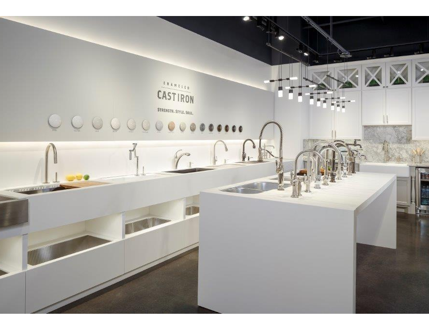 KOHLER Signature Store by Facets of Dallas