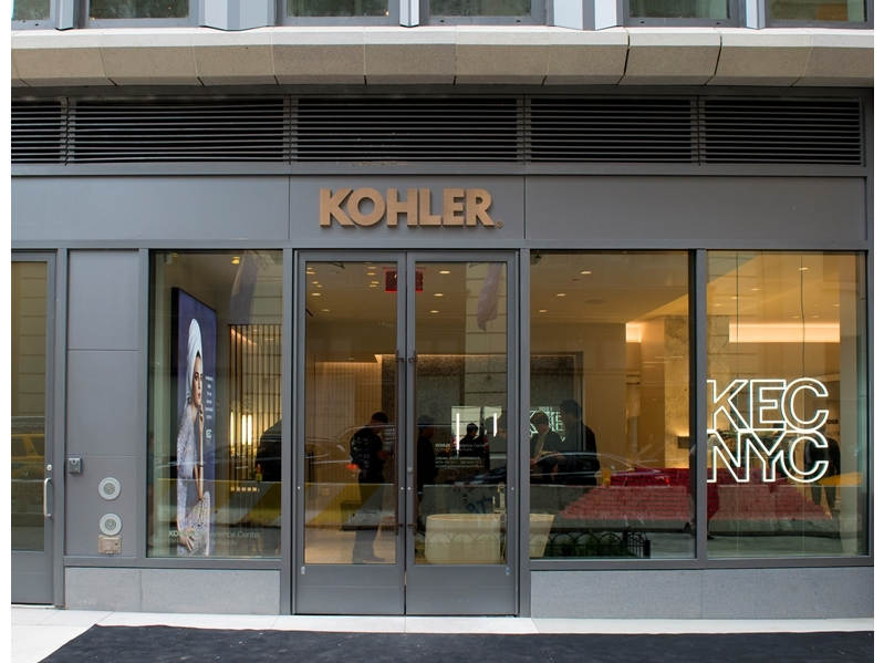 KOHLER Kitchen & Bathroom Products at KOHLER Experience Center by ...