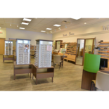 New Pearle Vision Center layout