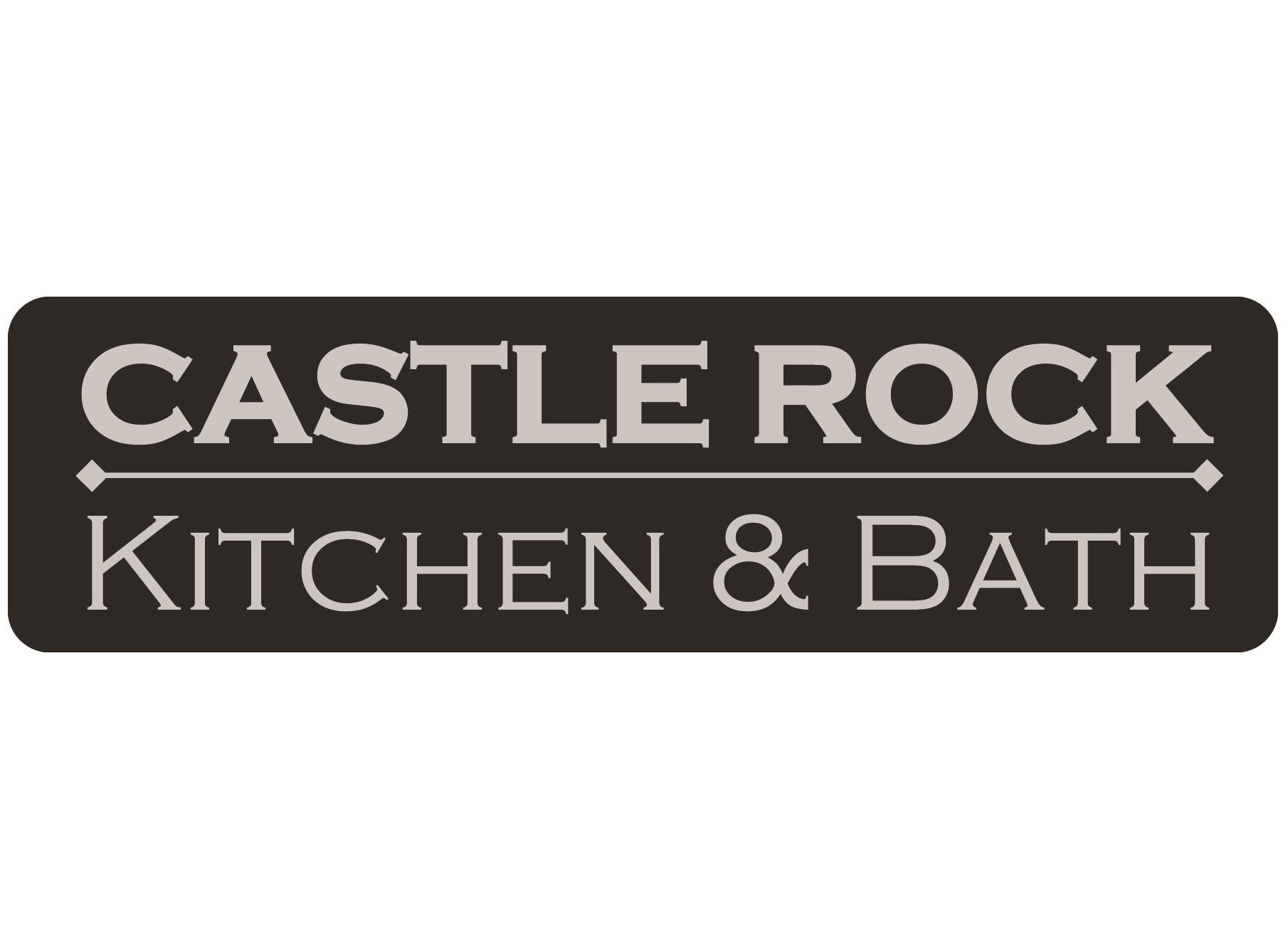 Logo for Castle Rock Kitchen & Bath