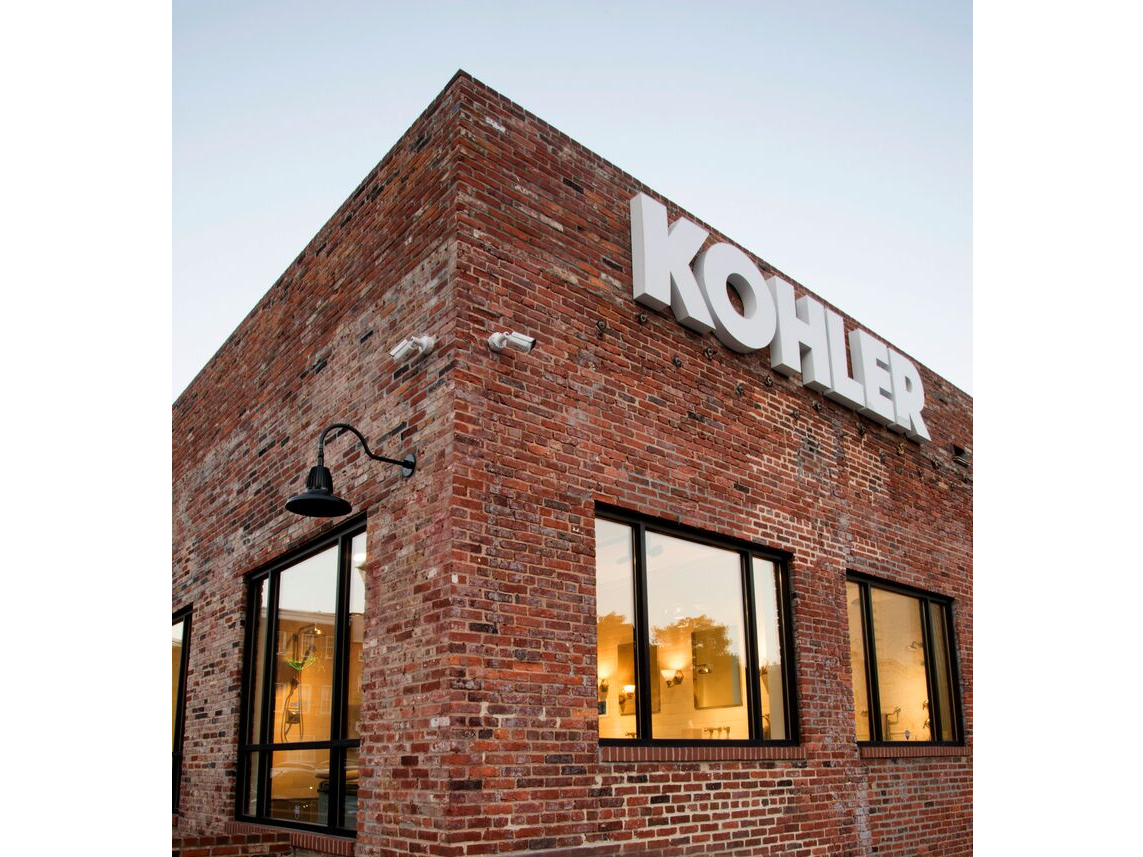 KOHLER Signature Store by Thos. Somerville