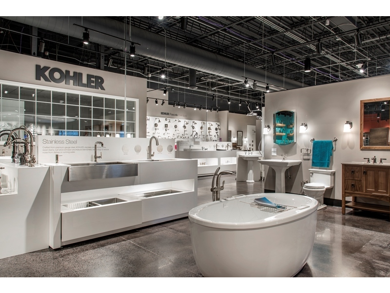 Aspire design showroom gallery