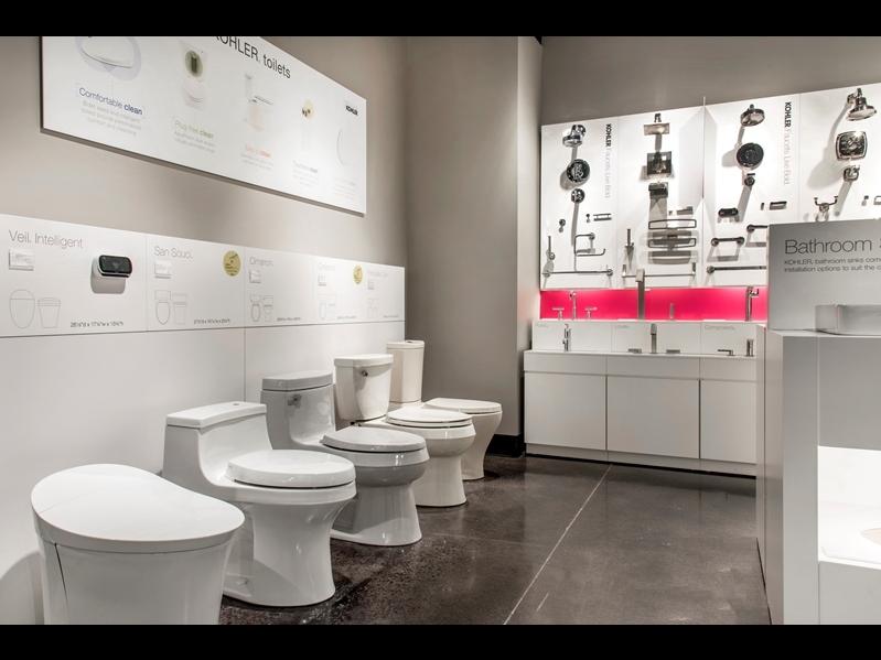 KOHLER Kitchen Bathroom Products at Aspire Design Showroom Gallery