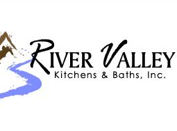 Logo for River Valley Kitchens & Baths