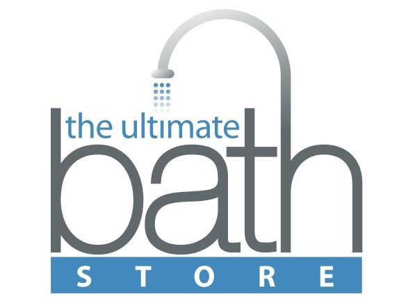 logo for the ultimate bath store worcester