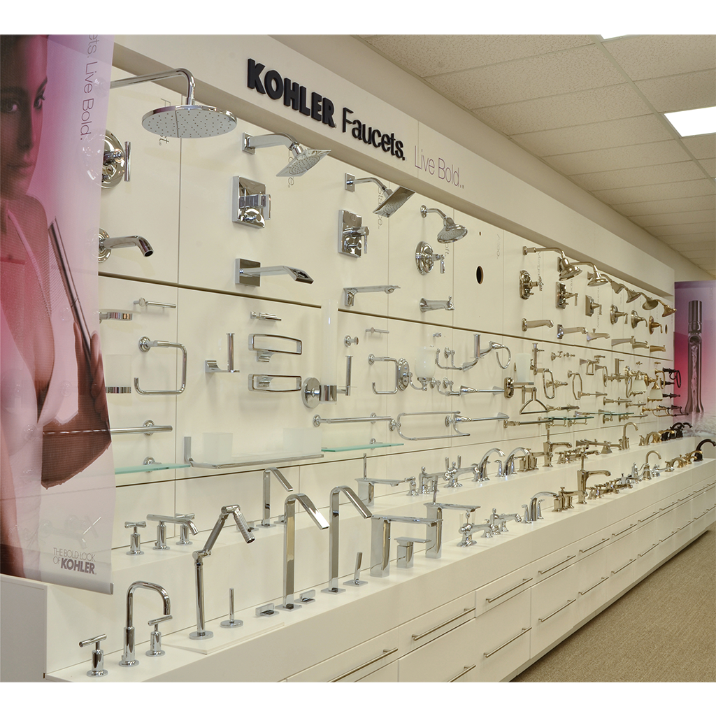 KOHLER Bathroom & Kitchen Products at The Somerville Bath ...