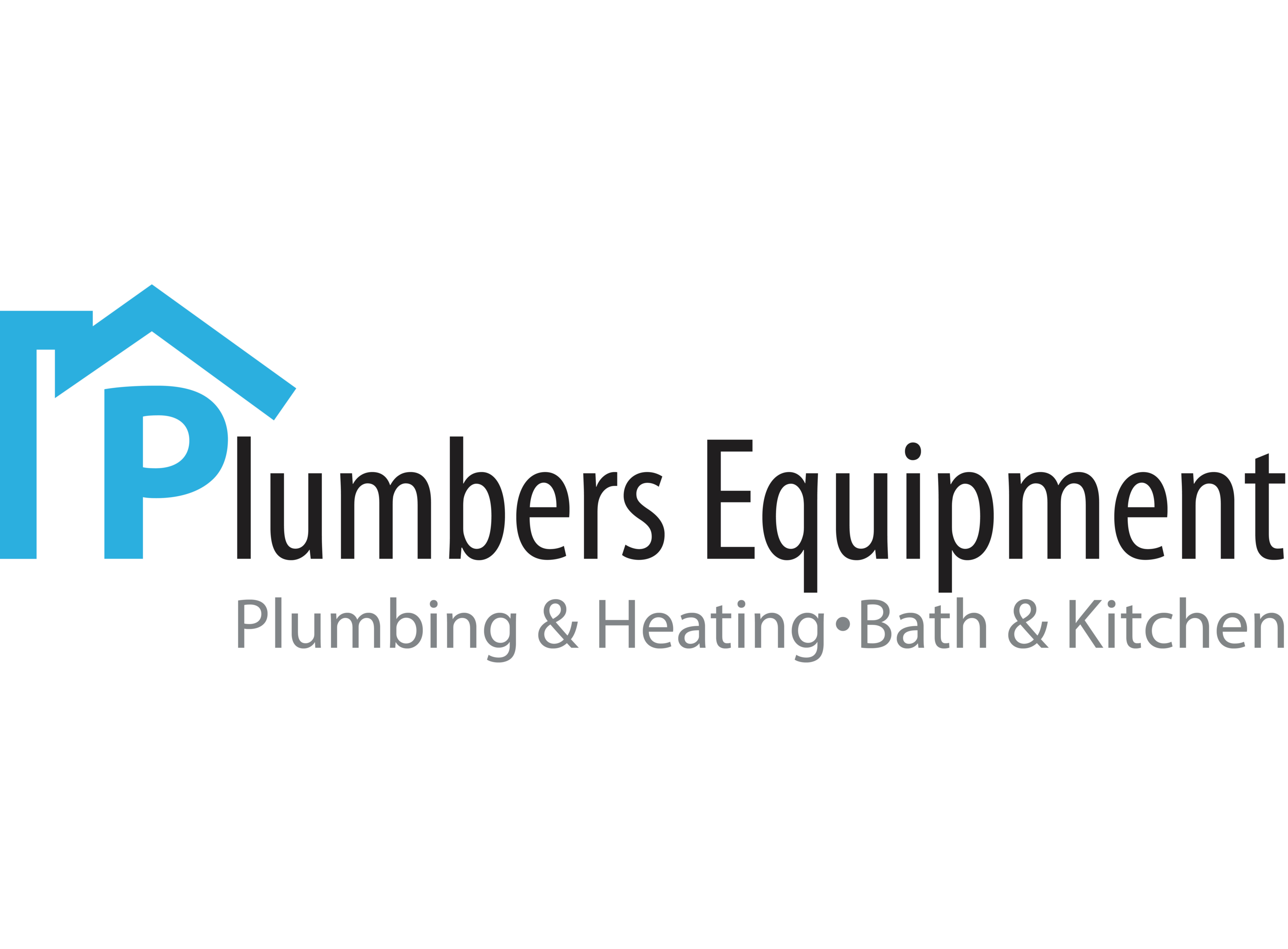 Logo for Plumbers Equipment