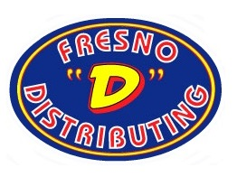Logo for Fresno Distributing Showroom