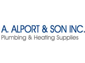 Logo for A Alport & Son