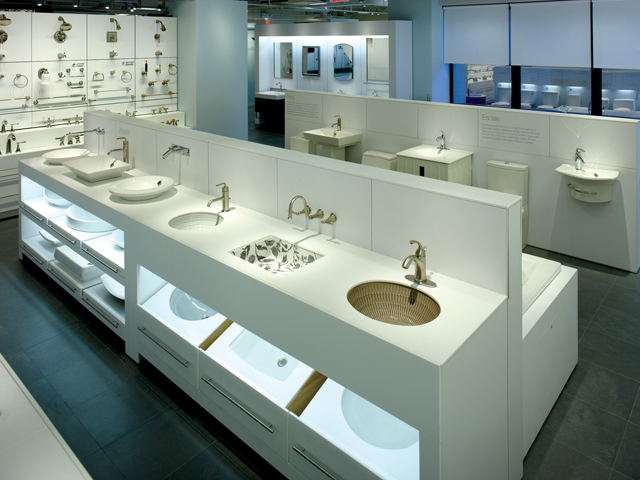 KOHLER Kitchen & Bathroom Products at Ferguson Bath, Kitchen ...
