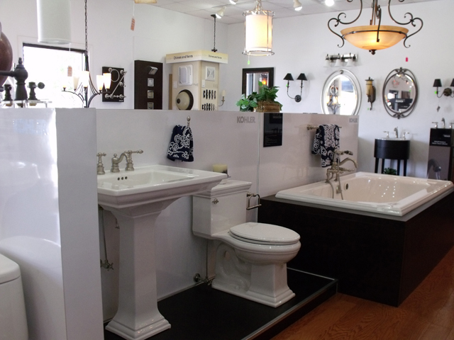 Bathroom Fixtures Showroom kohler bathroom & kitchen products at pdi kitchen, bath & lighting