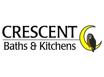 Logo for Crescent Baths & Kitchens