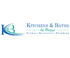 Logo for Kitchens & Baths by Briggs
