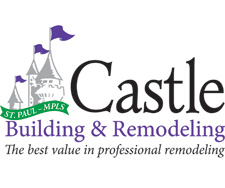Logo for Castle Building & Remodeling