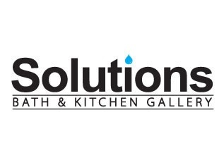 Logo for Solutions Bath & Kitchen Gallery