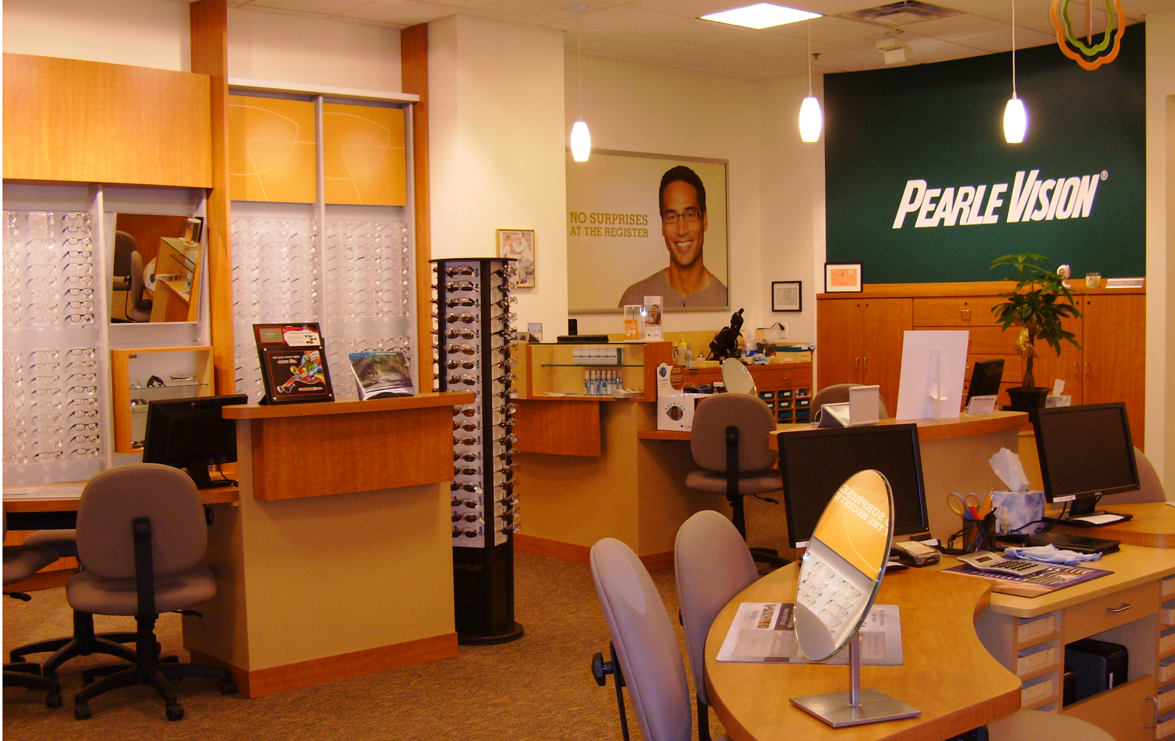 Pearle Vision Eye Care Center in Webster, NY | Pearle Vision