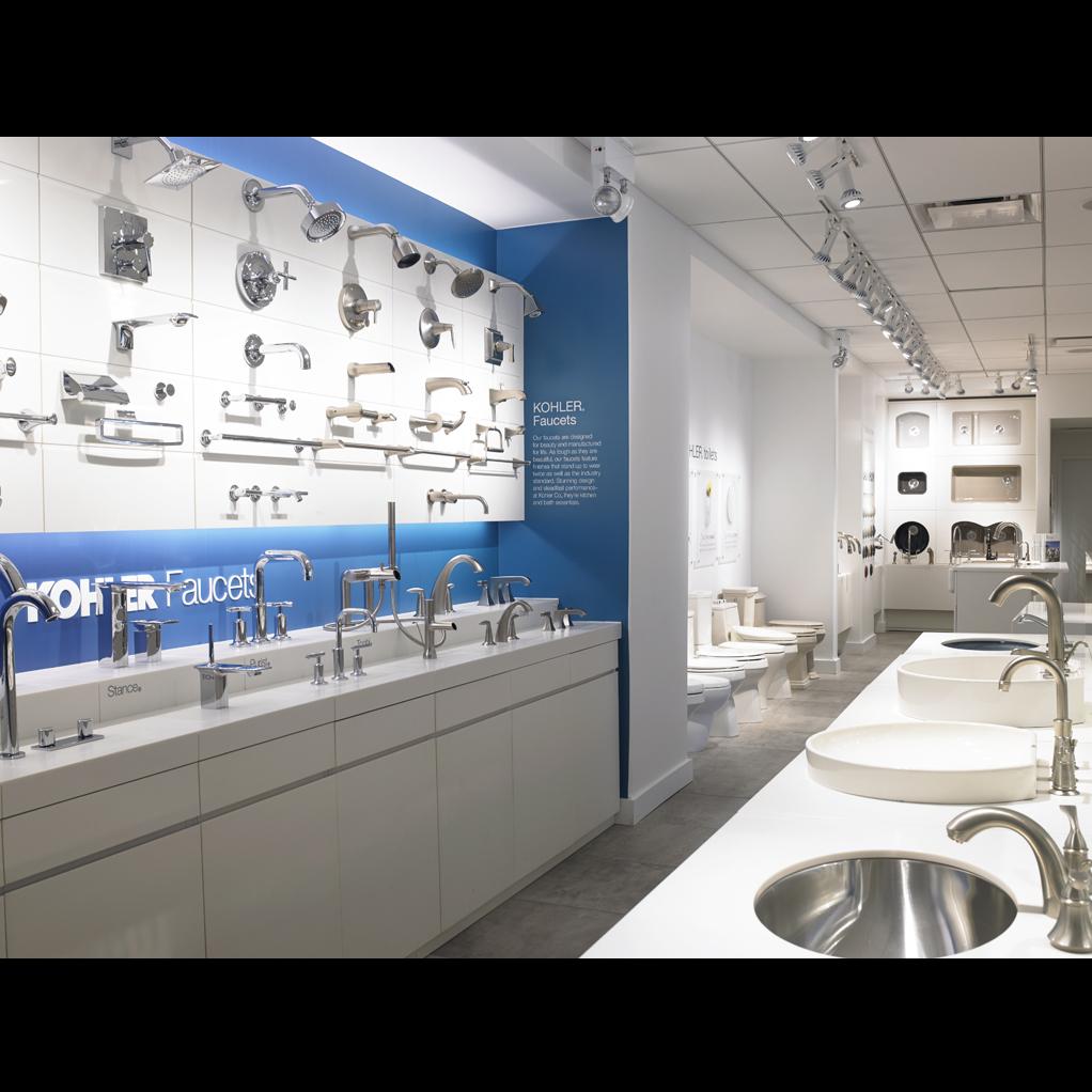 Kitchen Store Design: KOHLER Kitchen & Bathroom Products At KOHLER Signature