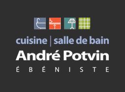 Logo de l'Ébénisterie André Potvin