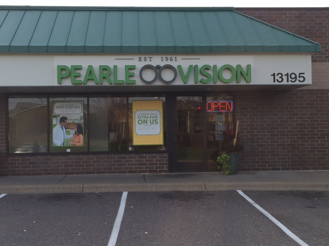 94d149d0b3 Pearle Vision Eye Care Center in Maple Grove