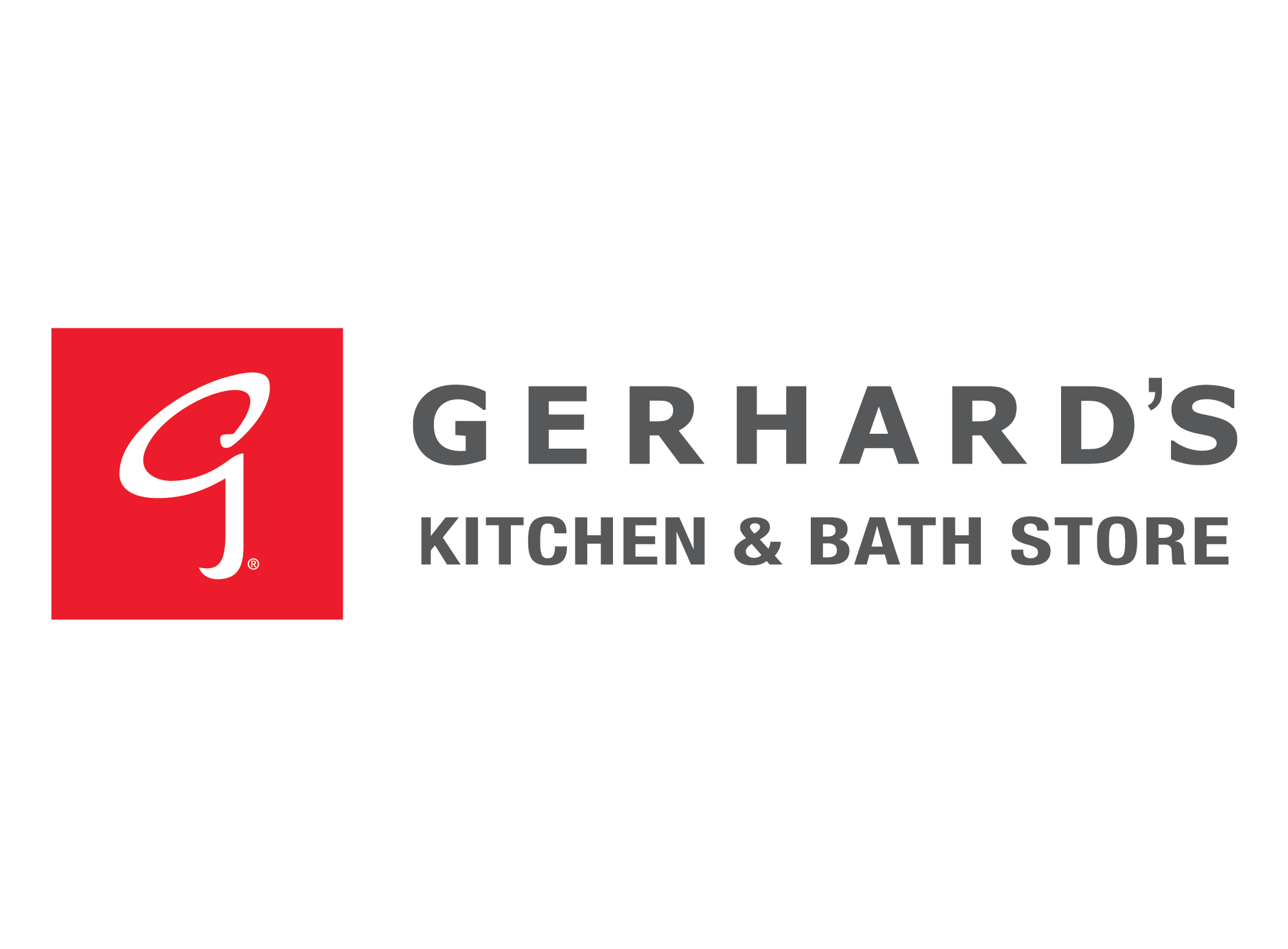 Awesome Logo For Gerhardu0027s Kitchen U0026 Bath Store