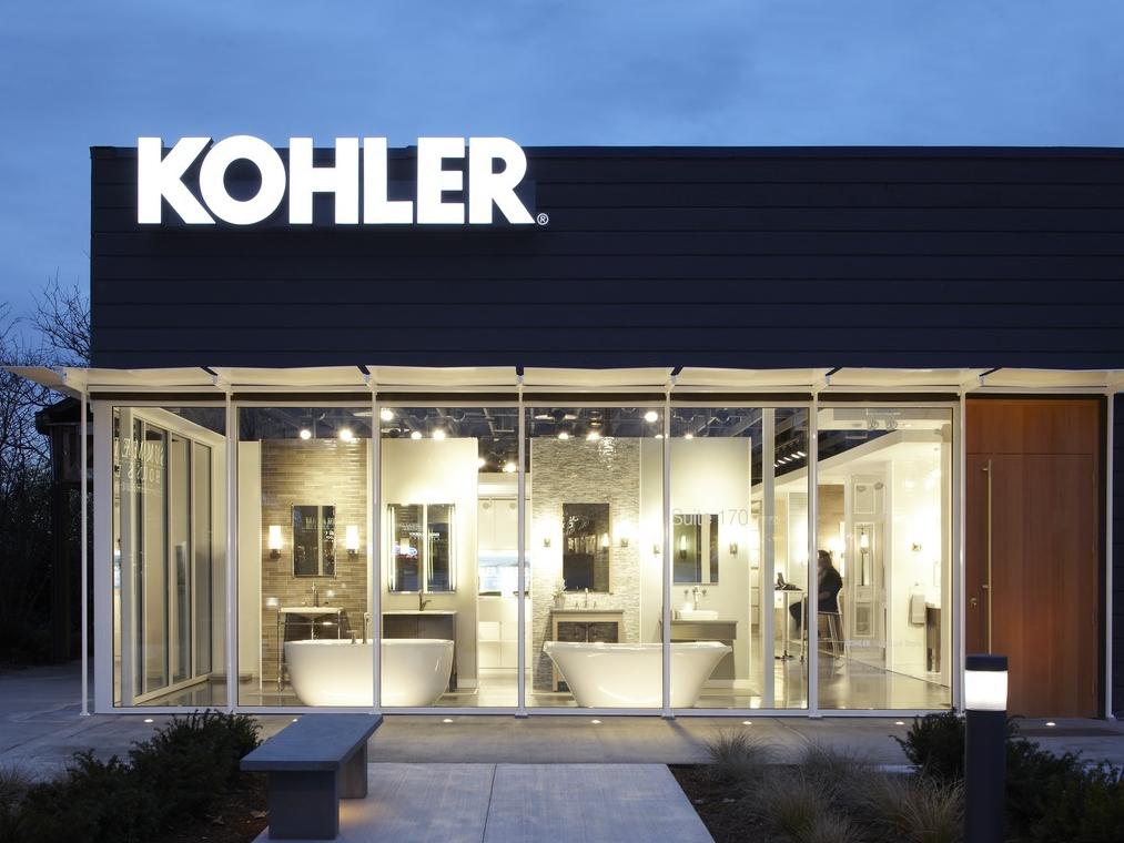 KOHLER Signature Store By Keller Supply