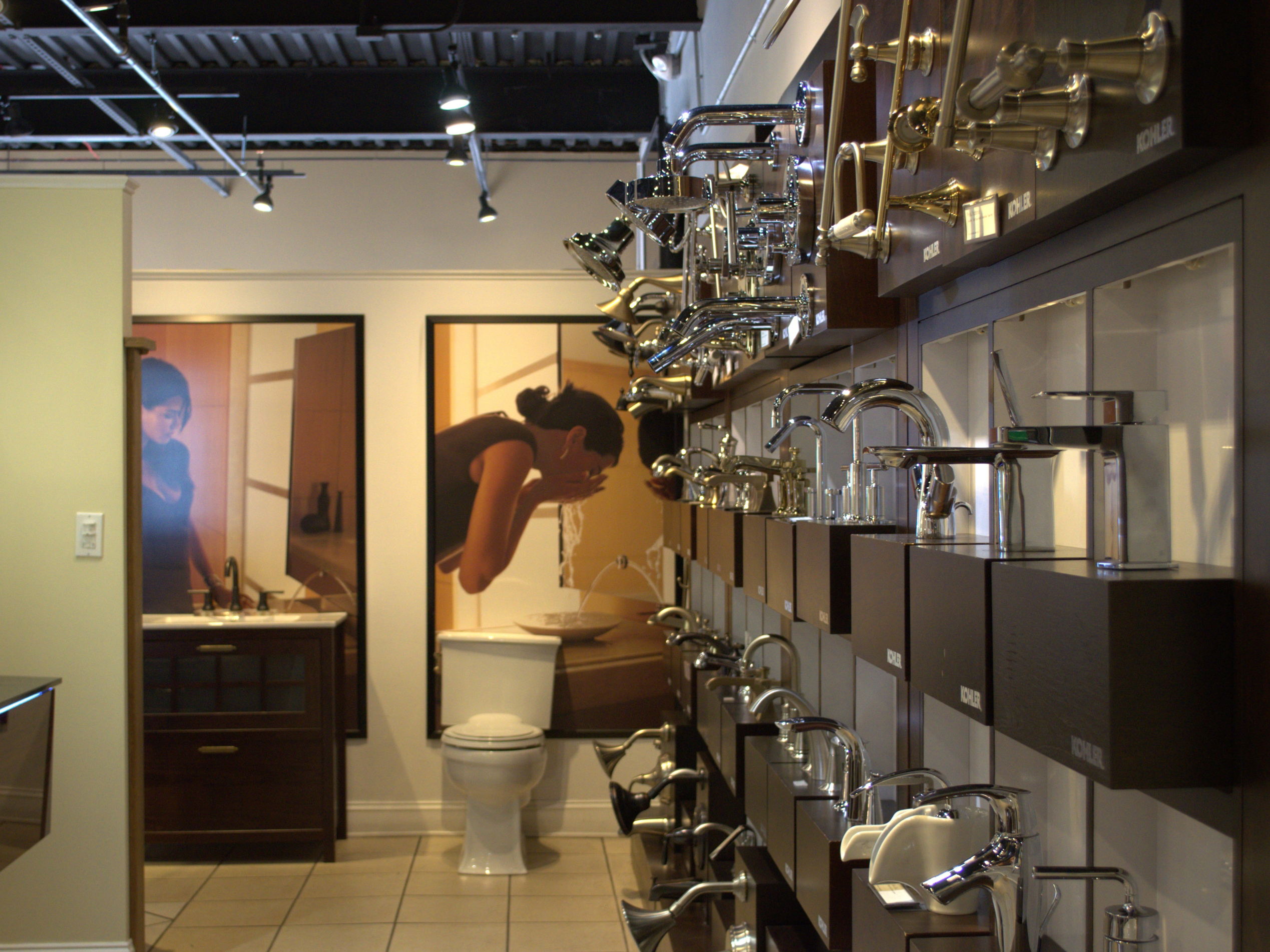 KOHLER Kitchen & Bathroom Products at Green Art Plumbing Supply ...