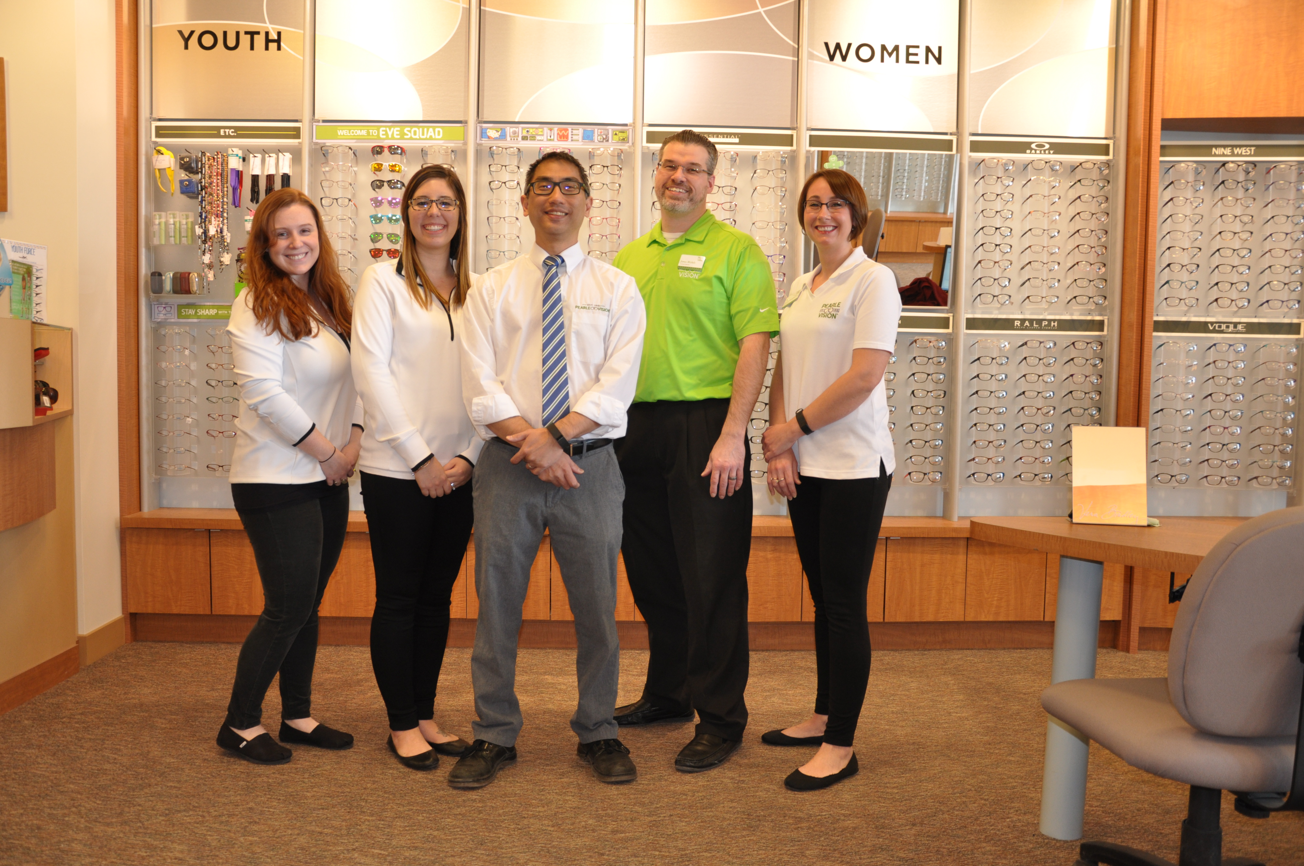 Pearle Vision Eye Care Center in Canandaigua, NY | Pearle Vision