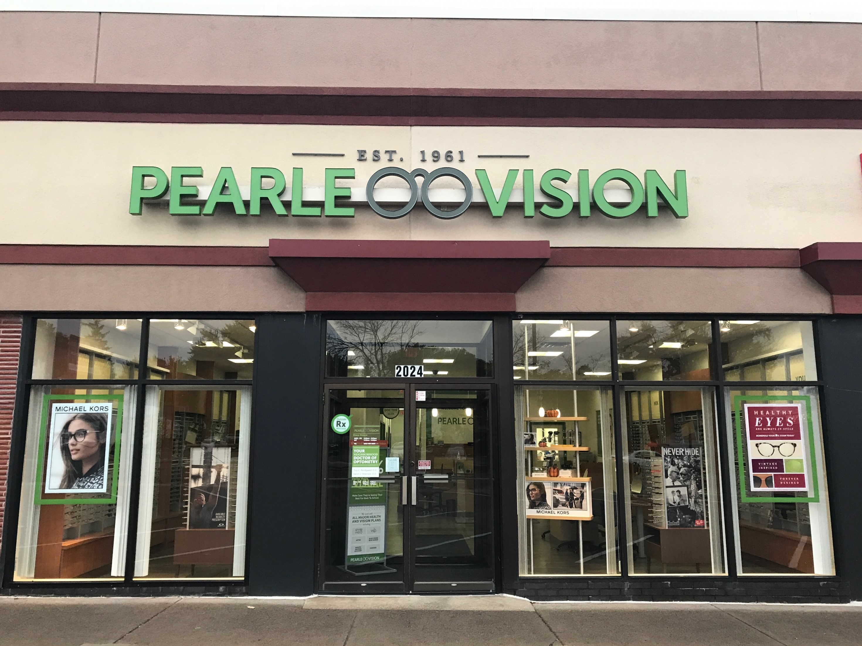 53870b1430a Pearle Vision Eye Care Center in St Paul