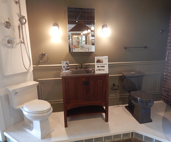 KOHLER Kitchen & Bathroom Products at Bath Expressions Showroom by ...