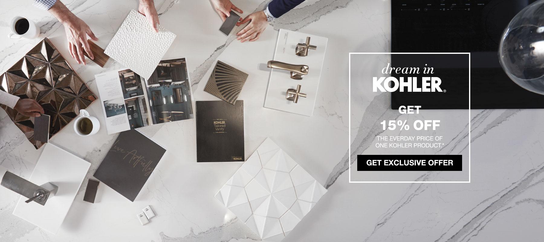 KOHLER Kitchen & Bathroom Products at Premier Bath & Kitchen in ...